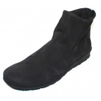 Arche Women's Baryky In Noir Hunter Nubuck - Black