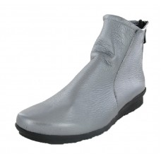 Arche Women's Baryky In Star Cerf Metal Leather - True Silver