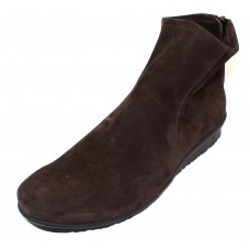 Arche Women's Baryky In Truffe Hunter Nubuck - Chocolate