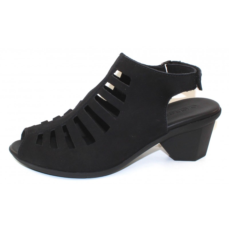 687f98f37b Arche Women's Enexor In Noir Nubuck - Black