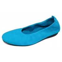 Arche Women's Laius In Nayati Nubuck - Royal Teal