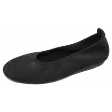 Arche Women's Laius In Noir Nubuck - Black