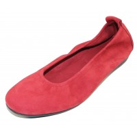 Arche Women's Laius In Opera Nubuck - Red