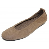 Arche Women's Laius In Sand Oak Textured Suede