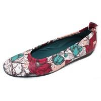 Arche Women's Laiuza In Venise Alba - Floral Pattern