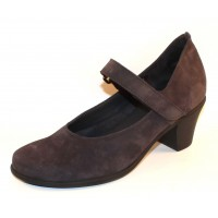 Arche Women's Maora In Lauze Nubuck - Dark Grey