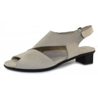 Arche Women's Obibbi In Perle Nubuck - Off White