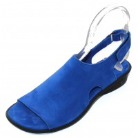 Arche Women's Saikho In Saphir Nubuck - Electric Blue
