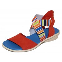 Arche Women's Satia In Kana/Multi/Bora Nubuck - Orange/Multi