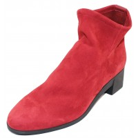 Arche Women's Tatyra In Opera Nubuck/Naka Stretch Elastic - Red