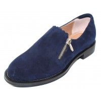 Beautifeel Women's Blue In Dark Navy Suede