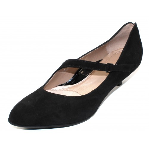 Beautifeel Women's Lilou In Black Suede