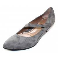 Beautifeel Women's Lilou In Gray Suede
