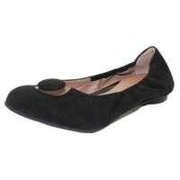Beautifeel Women's Mary In Black Suede