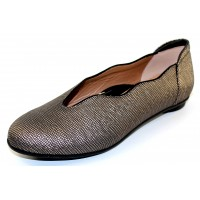 Beautifeel Women's Molly In Pewter Printed Suede