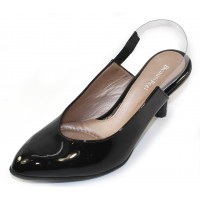 Beautifeel Women's Nikka In Black Patent Leather