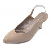 Beautifeel Women's Nikka In Blush Patent Leather