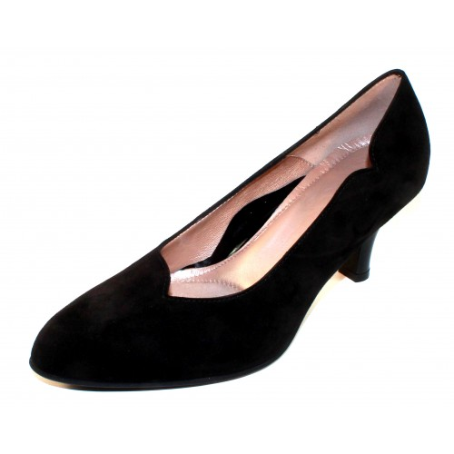 Beautifeel Women's Passion In Black Suede