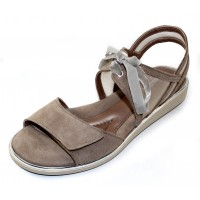 Beautifeel Women's Peppa In Tahini Suede/Mesh