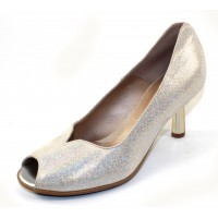 Beautifeel Women's Reiley In Beige Disco Printed Suede