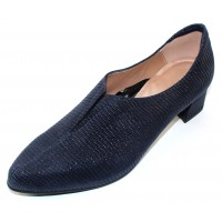 Beautifeel Women's Runa In Navy Linear Suede