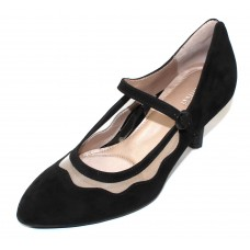 Beautifeel Women's Ryan In Black Suede/Mesh