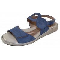 Beautifeel Women's Sandra In Sky Blue Suede