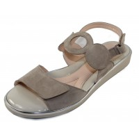 Beautifeel Women's Sandra In Tahini Suede