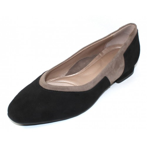 Beautifeel Women's Violet In Black/Taupe Suede