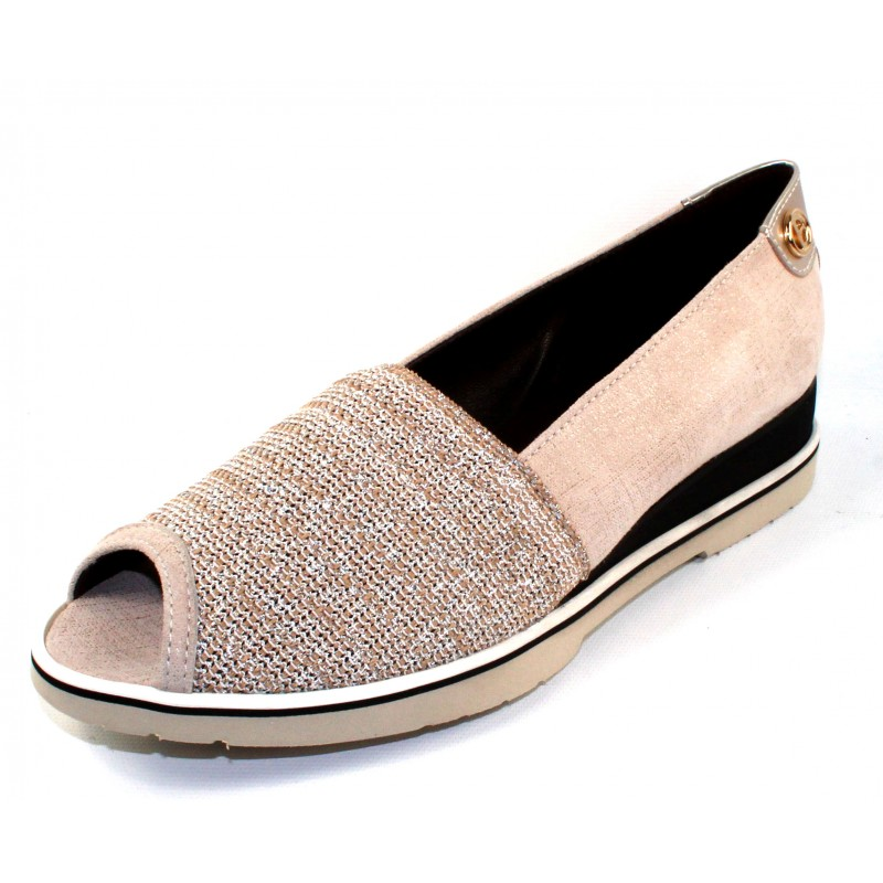 a72a5bc55f80 Privacy Policy. Brunate Women s Dusty 11318 In Beige Stretch Mesh Fabric Embossed  Suede
