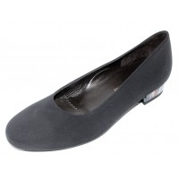 Brunate Women's Parma In Black Microfiber