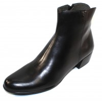 Canal Grande Women's Betty In Black Glove Leather