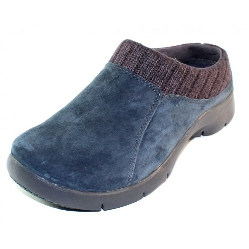 Dansko Women's Emily In Denim Suede