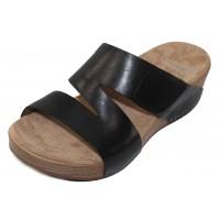 Dansko Women's Lacee In Black Burnished Calf Leather