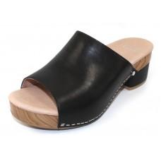 Dansko Women's Maci In Black Full Grain Calf Leather