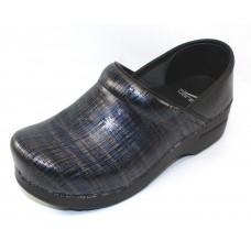 Dansko Women's Professional In Linen Patent Leather