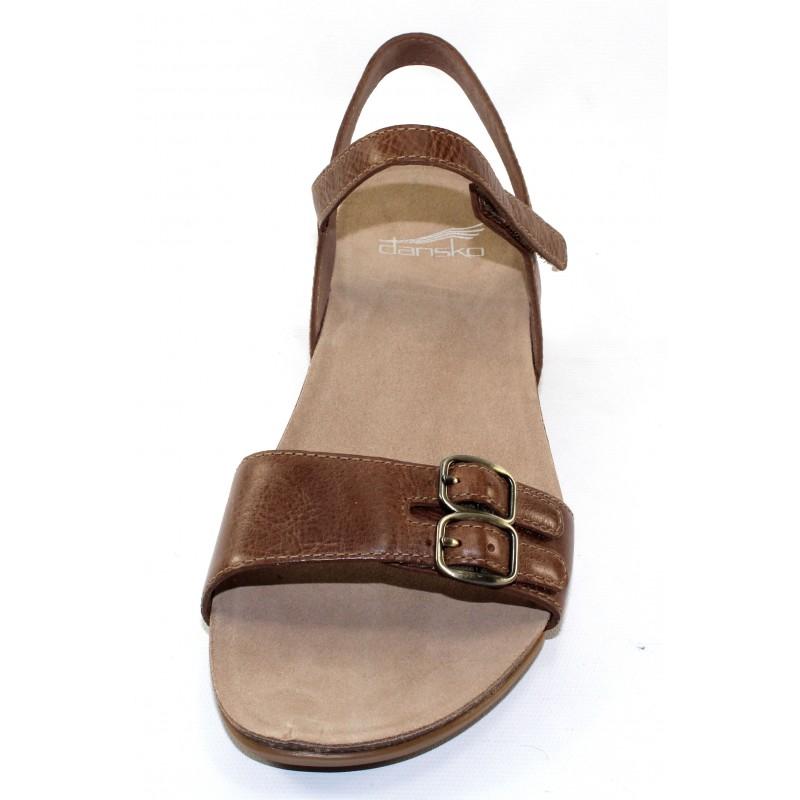 4173f7e15 Dansko Women's Rebekah In Tan Waxy Burnished Leather