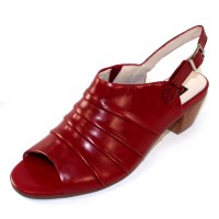 Everybody Women's 66114S3287 In Sangria Glove Leather