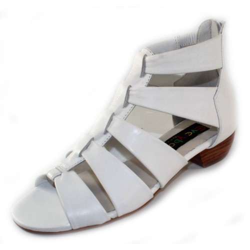 Everybody Women's 66266L4114 In White Glove Leather
