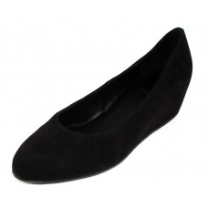 Hogl Women's 184202 In Black Suede 0100