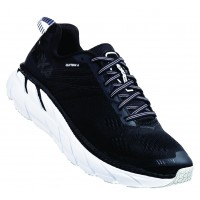 Hoka One One Women's Clifton 6 In Black/White
