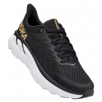 Hoka One One Women's Clifton 7 In Black/Bronze