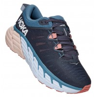 Hoka One One Women's Gaviota 3 In Ombre Blue/Rosette