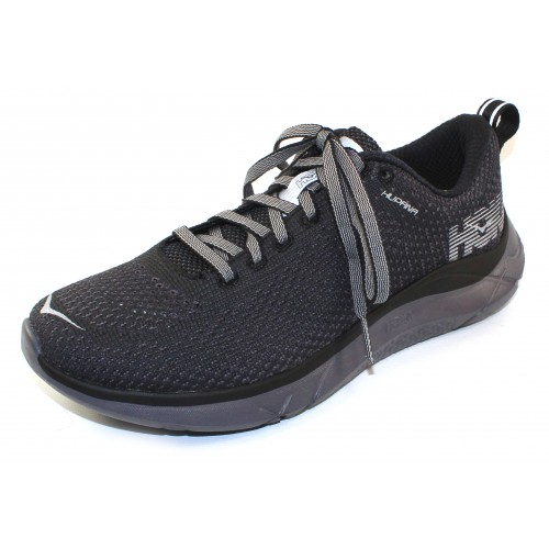 Hoka One One Women's Hupana 2 In Black/Blackened Pearl
