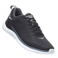 Hoka One One Women's Hupana Em In Black/White