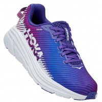 Hoka One One Women's Rincon 2 In Clematis Blue/Arctic Ice