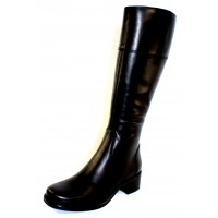 La Canadienne Women's Passion In Black Waterproof Leather