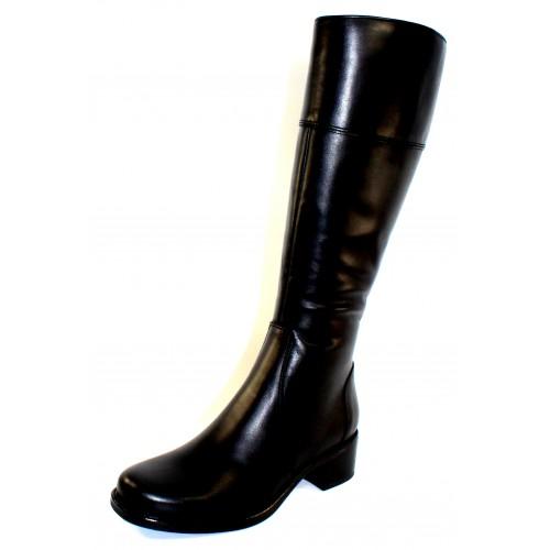 La Canadienne Women's Passion In Black Waterproof Leather