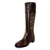 La Canadienne Women's Passion In Brown Waterproof Leather