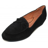Lamour Des Pieds Women's Baley In Black Suede